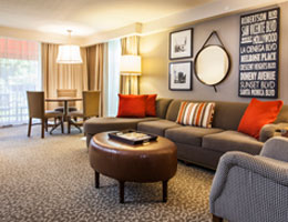 View Our Suites